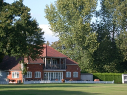 Cricket pavillion Chobham