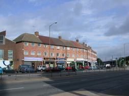 Shops Sunbury