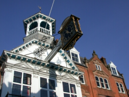 Clock Guildford