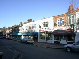 Shops Claygate