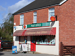 Post office Lightwater