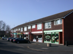 Shops West End