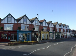 Shops East Molesey